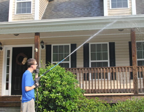 pressure washing window cleaning athens, ga
