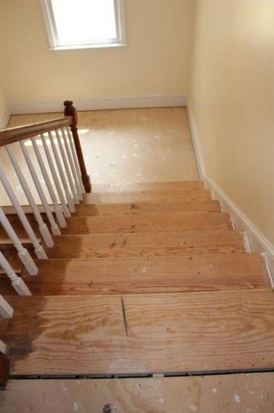 Athens hardwood floor installation
