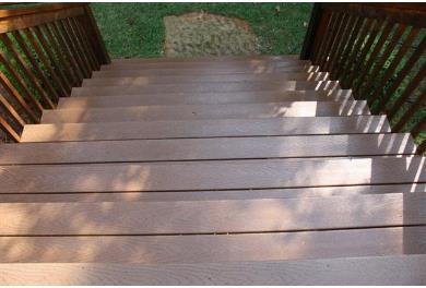 Athens deck cleaning refinishing